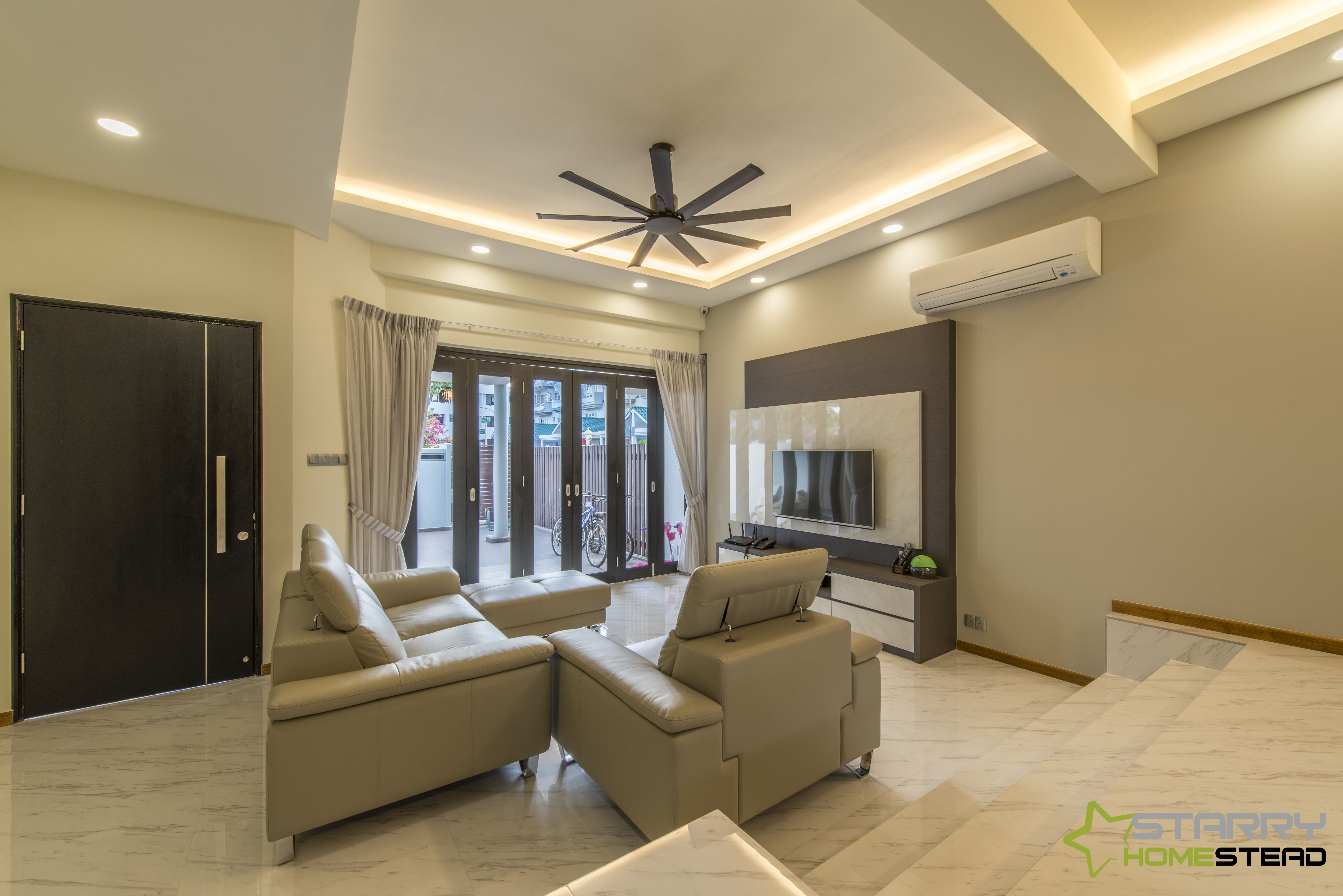 Landed Property Interior Design & Renovation