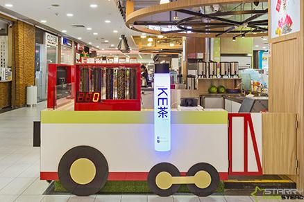 Commercial Interior Design – Starry Homestead Singapore