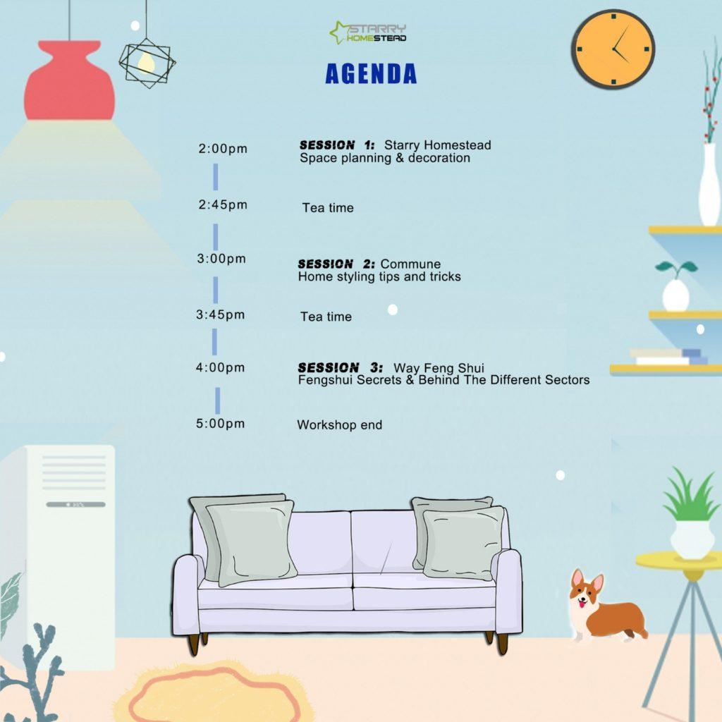 FB artwork agenda