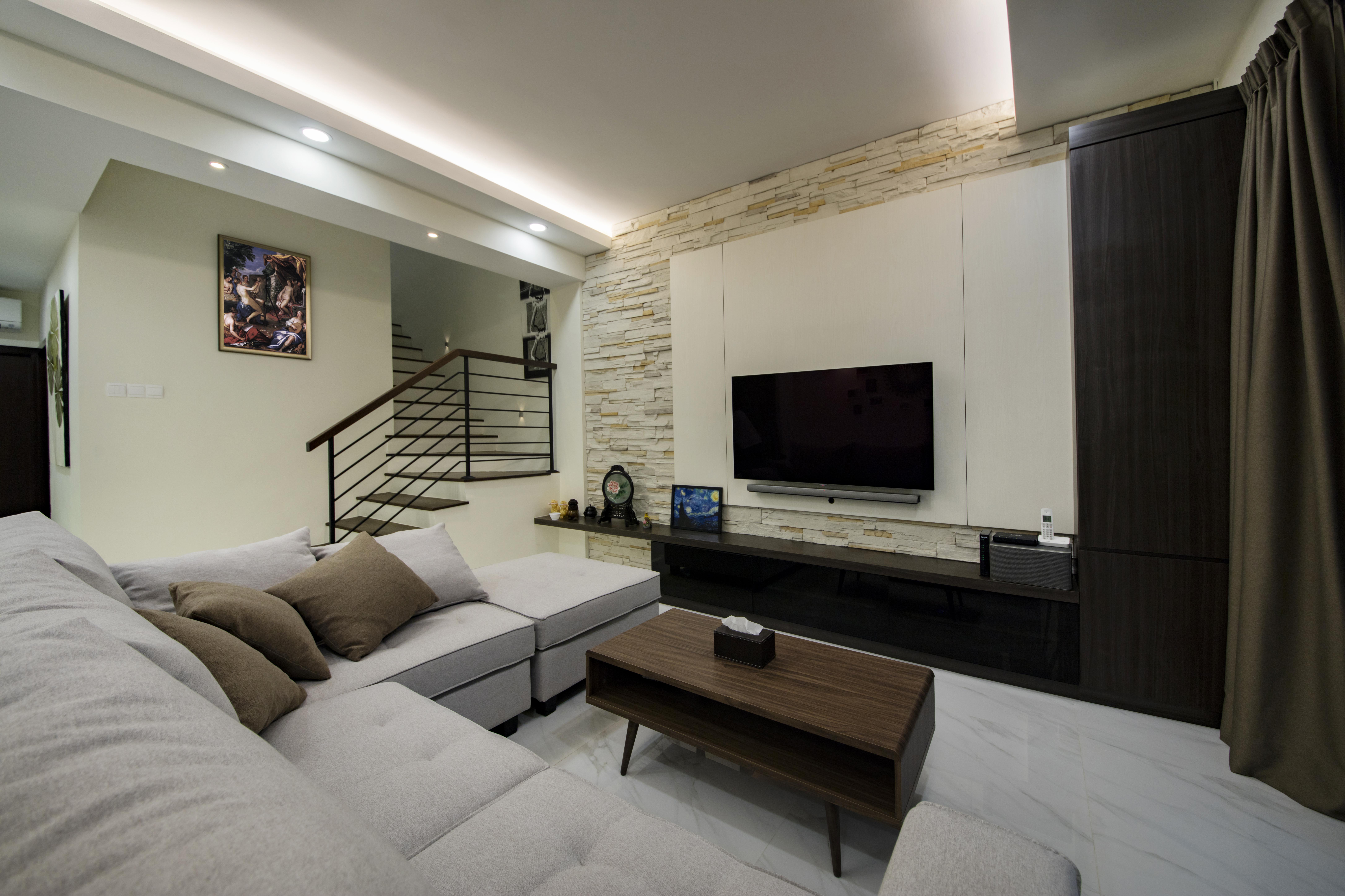 Landed Property Interior Design
