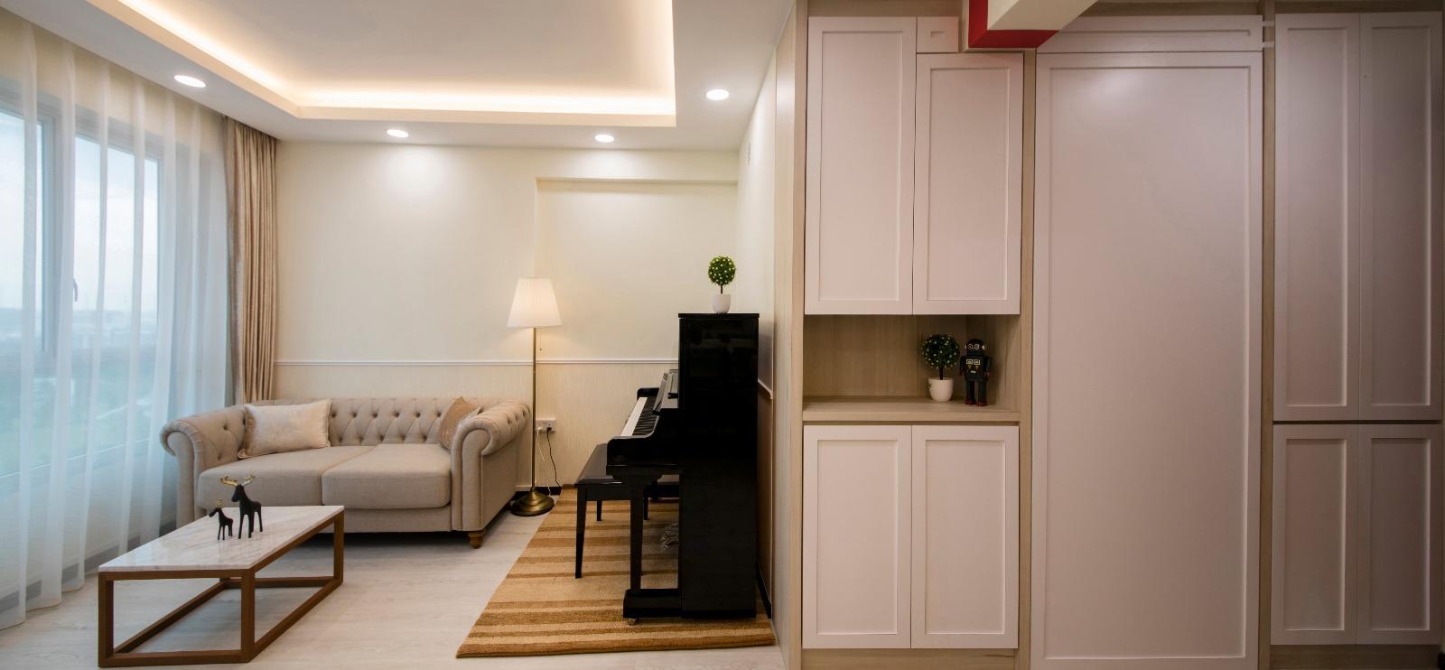 Residential Interior Design – Starry Homestead Singapore