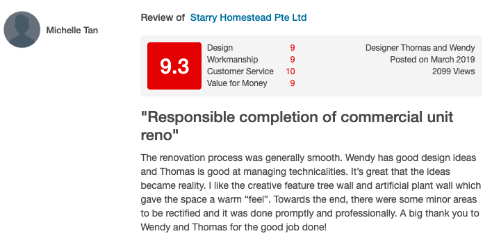 Thomas Wendy Review