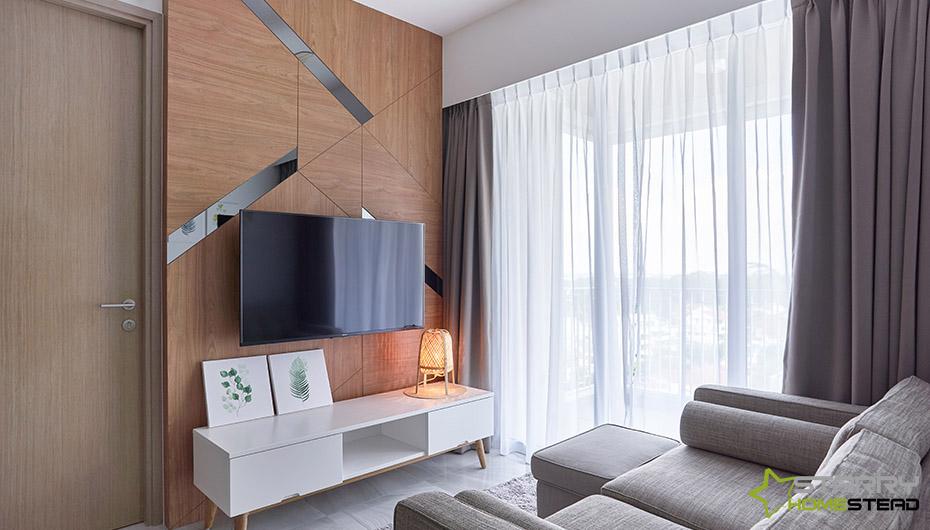 Condo Interior Design Interior Design Singapore Starry Homestead