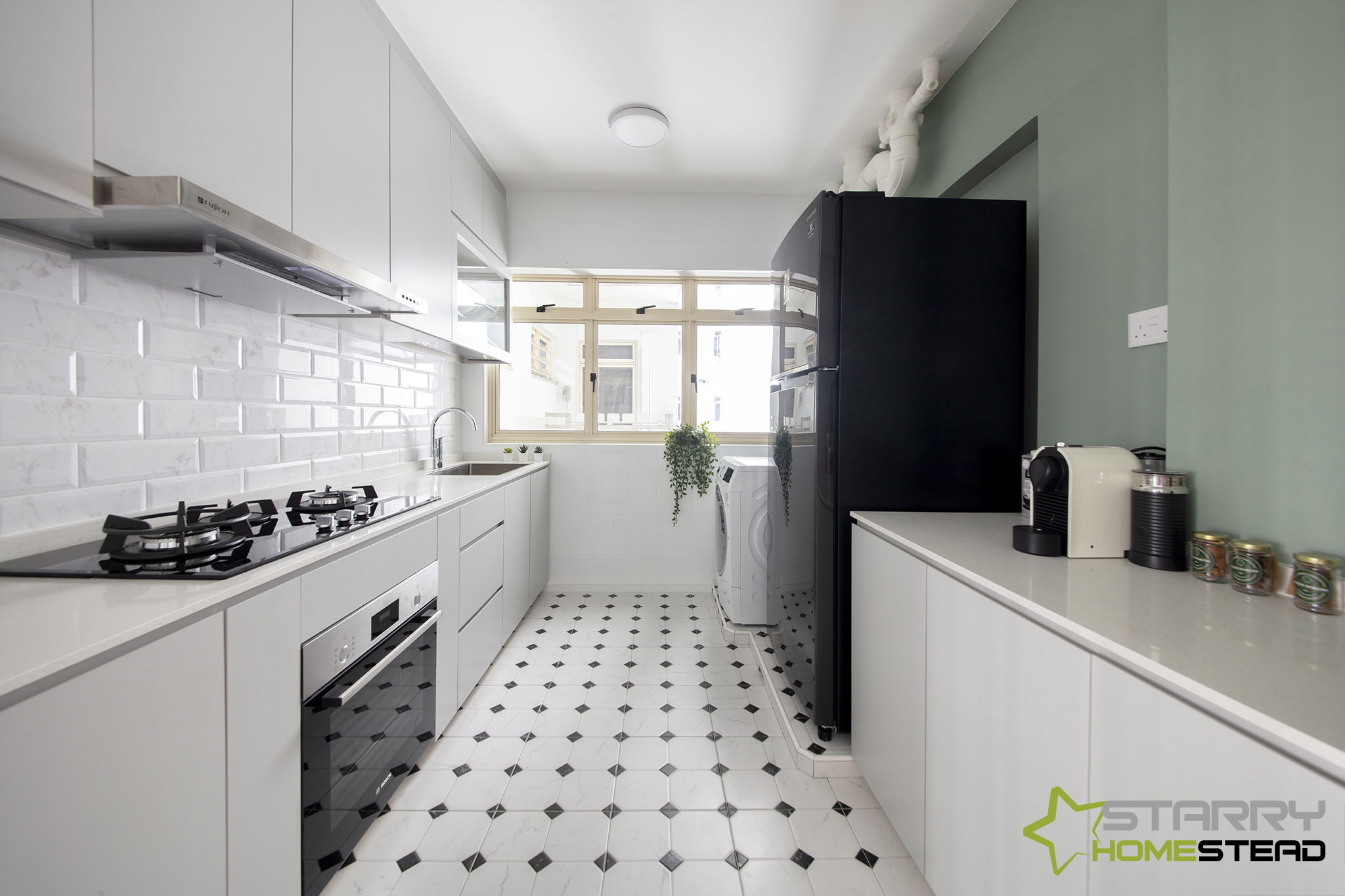 9 Stunning HDB Kitchen Designs to Drool Over  Starry Homestead