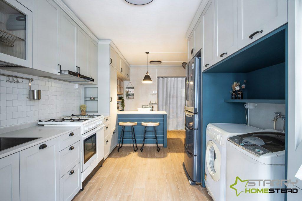 7 Stunning HDB Kitchen Designs to Droll Over