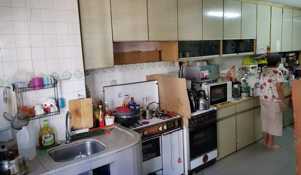 6 HDB Kitchen Makeovers So Impossible You Won't Believe It