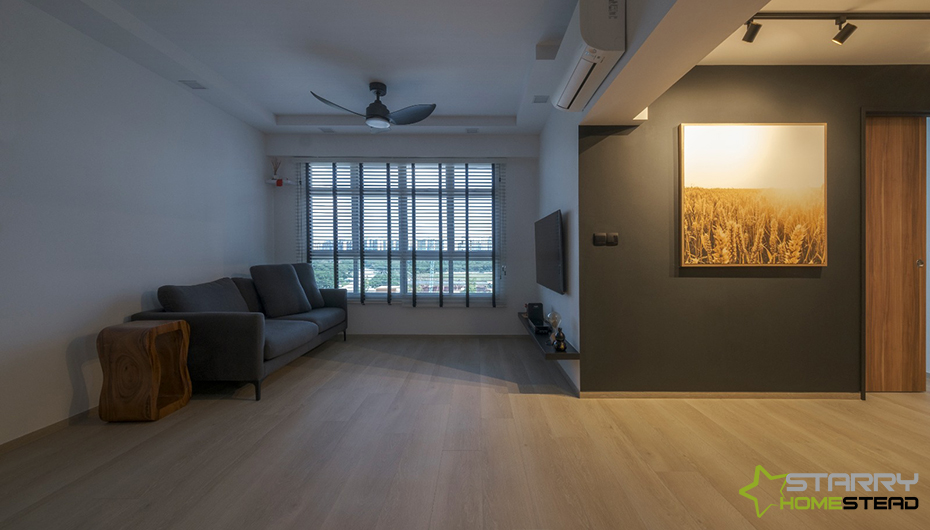 Best Interior Design Firms for your HDB renovation in Singapore - Starry Homestead