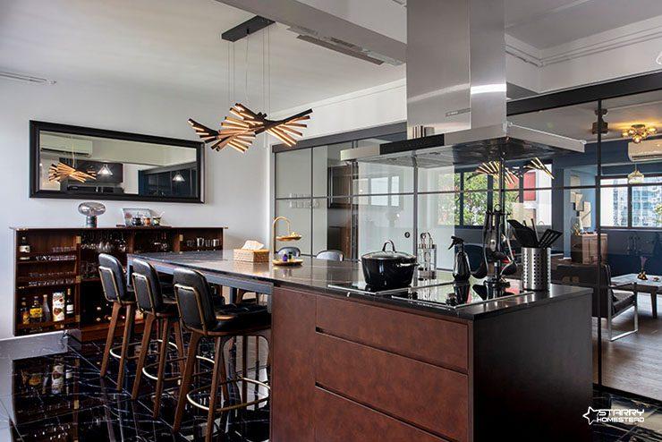 Condominium Interior Design in Singapore