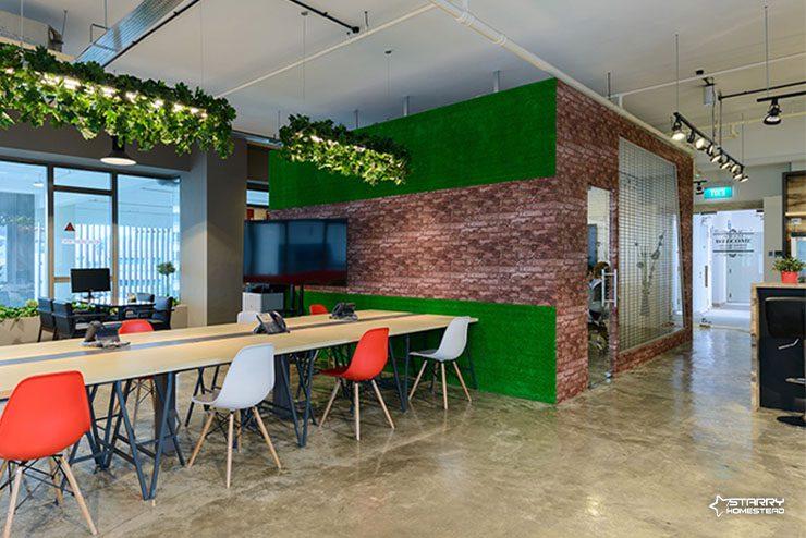 Office Renovation Singapore